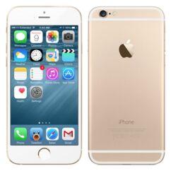 Mobiltelefon, Apple iPhone 6 Plus 16GB (Preowned) Kártyafüggetlen, 1 év garancia, arany