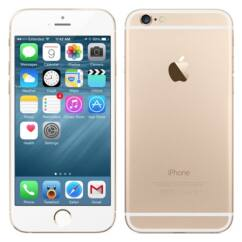 Mobiltelefon, Apple iPhone 6 Plus 16GB (Preowned), arany