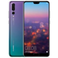 Mobiltelefon, Huawei P20 Pro 128GB DualSim, kártyafüggetlen, 1 év garancia, twilight