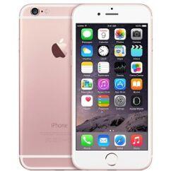 Mobiltelefon, Apple iPhone 6S 16GB Kártyafüggetlen, 1év garancia, rose gold