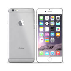 Mobiltelefon, Apple iPhone 6S 32GB Kártyafüggetlen, 1 év garancia, ezüst