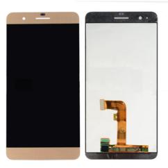 LCD kijelző, Huawei Honor 6 Plus érintőplexivel, arany