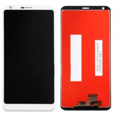 LG G6 H870, LCD kijelző érintőplexivel, fehér