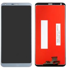 LCD kijelző, LG H870 G6 érintőplexivel, világoskék