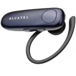 Bluetooth headset, Alcatel BH-50, fekete