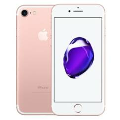Mobiltelefon, Apple iPhone 7 256GB Preowned, kártyafüggetlen, 1 év garancia, rose gold