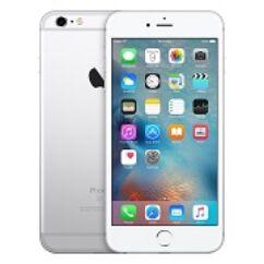 Mobiltelefon, Apple iPhone 6S Plus 16GB kártyafüggetlen, 1 év garancia, ezüst