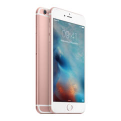 Mobiltelefon, Apple iPhone 6S Plus 16GB Preowned, kártyafüggetlen, 1 év garancia, rose gold