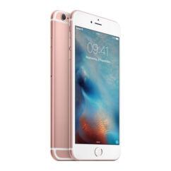 Mobiltelefon, Apple iPhone 6S Plus 16GB Preowned, kártyafüggetlen, 1 év garancia, rose gold