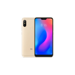 Xiaomi MI A2 64GB  DualSIM, (Kártyafüggetlen 1 év garancia), Mobiltelefon, arany