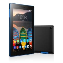 Lenovo Tab3 7.0 LTE 8GB, (1 év garancia), Tablet, fekete-kék