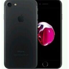 Mobiltelefon, Apple iPhone 7 32GB kártyafüggetlen, 1 év garancia, matt fekete