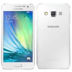 Mobiltelefon, Samsung A500 Galaxy A5 16GB 4G LTE, Kártyafüggetlen, 6 hónap garancia, fehér