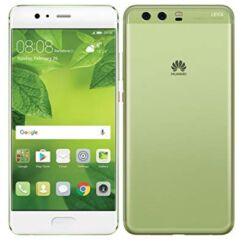 Mobiltelefon, Huawei P10 Plus 128GB Kártyafüggetlen, 1+1 év garancia, zöld