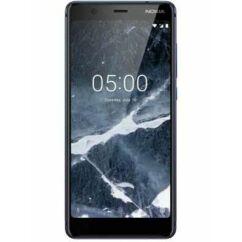 Mobiltelefon, Nokia 5.1 16GB DualSim, Kártyafüggetlen, 1 év garancia, fekete