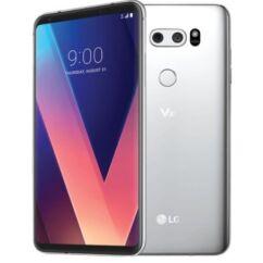 Mobiltelefon, LG H930 V30 64GB, Kártyafüggetlen, 1+1 év garancia, ezüst