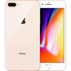 Mobiltelefon, Apple iPhone 8 Plus 64GB kártyafüggetlen, 1 év garancia, arany