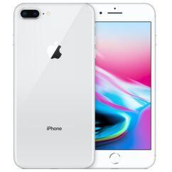 Apple iPhone 8 Plus 64GB, (Kártyafüggetlen 1 év garancia), Mobiltelefon, ezüst