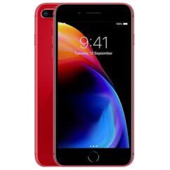 Apple iPhone 8 Plus 64GB, (Kártyafüggetlen 1 év garancia), Mobiltelefon, piros