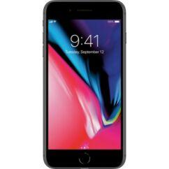 Mobiltelefon, Apple iPhone 8 Plus 64GB kártyafüggetlen, 1 év garancia, szürke