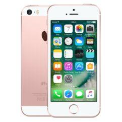 Apple iPhone SE 16GB, (Kártyafüggetlen 1 év garancia), Mobiltelefon, rose gold
