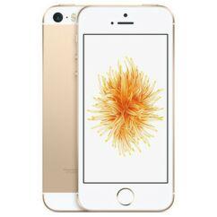 Mobiltelefon, Apple iPhone SE 32GB, Használt, Kártyafüggetlen, 1 hónap garancia, arany