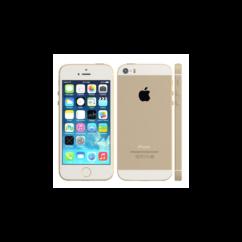 Mobiltelefon, Apple iPhone SE 64GB Kártyafüggetlen, 1 év garancia, arany