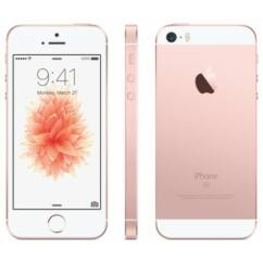Apple iPhone SE 64GB, (Kártyafüggetlen 1 év garancia), Mobiltelefon, rose gold