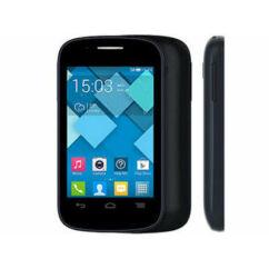 Mobiltelefon, Alcatel OT-4015X Pop C1 516MB DualSIM, Kártyafüggetlen, 1 év garancia, fekete