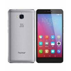 Mobiltelefon, Huawei Honor 5X 16GB 4G dual sim kártyafüggetlen, 1+1 év garancia, szürke