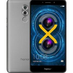 Mobiltelefon, Huawei Honor 6X DualSim, kártyafüggetlen, 6 hónap garancia, szürke