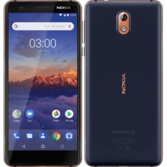 Nokia 3.1 16GB DualSIM, (Kártyafüggetlen 1 év garancia), Mobiltelefon, kék