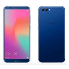 Mobiltelefon, Huawei Honor View 10 128GB dual sim kártyafüggetlen, 1+1 év garancia, kék