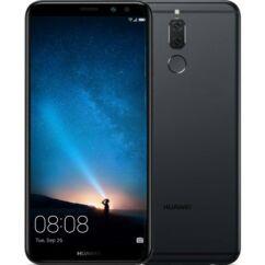 Mobiltelefon, Huawei Mate 10 Lite 64GB DualSim, kártyafüggetlen, 1+1 év garancia, fekete