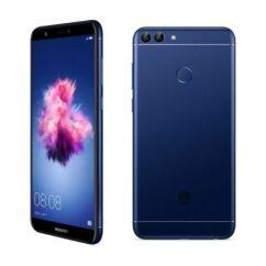Mobiltelefon, Huawei P Smart 32GB, kártyafüggetlen, 1év garancia, kék