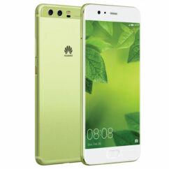 Mobiltelefon, Huawei P10 64GB Kártyafüggetlen, 1+1 év garancia, zöld