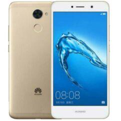 Mobiltelefon, Huawei Y7 16GB DualSim, Kártyafüggetlen 1+1 év garancia, arany