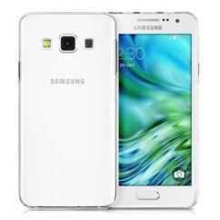 Mobiltelefon, Samsung A300Y Galaxy A3 16GB, Kártyafüggetlen, 6 hónap garancia, fehér