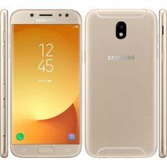 Mobiltelefon, Samsung J530 Galaxy J5 2017 16GB, Kártyafüggetlen, 1 év garancia, arany