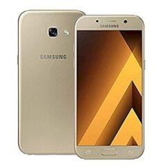 Mobiltelefon, Samsung A720F Galaxy A7 2017 32GB DualSim, Kártyafüggetlen, 1+1 év garancia, arany