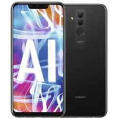 Mobiltelefon, Huawei Mate 20 Lite 64GB DualSim, kártyafüggetlen, 1+1 év garancia, fekete