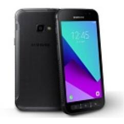 Samsung G390Y Galaxy Xcover 4, Mobiltelefon, fekete
