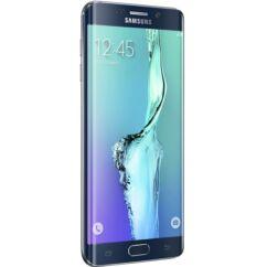 Mobiltelefon, Samsung G928 Galaxy S6 Edge Plus 32GB Kártyafüggetlen, 1+1 év garancia, fekete