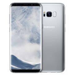 Mobiltelefon, Samsung G950F Galaxy S8 64GB Kártyafüggetlen, 1+1 év garancia, ezüst