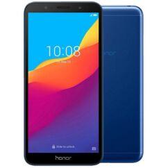 Mobiltelefon, Huawei Honor 7S 16GB DualSim, kártyafüggetlen, 1+1 év garancia, kék