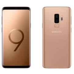Mobiltelefon, Samsung G965F Galaxy S9 Plus DualSim 64GB kártyafüggetlen, 1+1 év garancia, arany