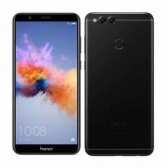 Mobiltelefon, Huawei Honor 7X 64GB DualSim, kártyafüggetlen, 1 év garancia, fekete