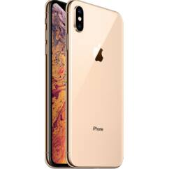Mobiltelefon, Apple iPhone XS Max 512GB Kártyafüggetlen, 1év garancia, arany