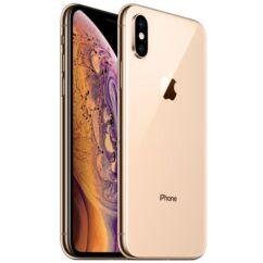Mobiltelefon, Apple iPhone XS 64GB Kártyafüggetlen, 1év garancia, arany