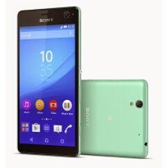 Mobiltelefon, Sony Xperia C4 E5363 16GB DualSim 4G LTE kártyafüggetlen, 1+1 év garancia, zöld